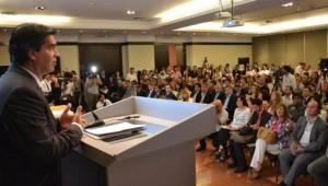 Desarrollo Local participó de una cumbre sobre cambio climático