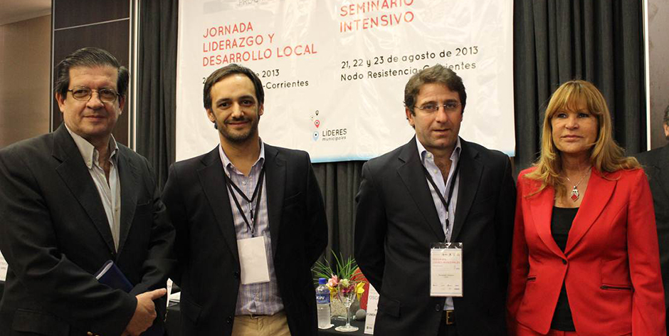 Líderes Municipales VII edición: Nodo Corrientes-Resistencia